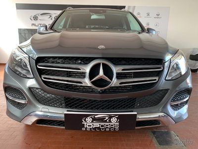 gebraucht Mercedes GLE250 4matic exclusive 16000km