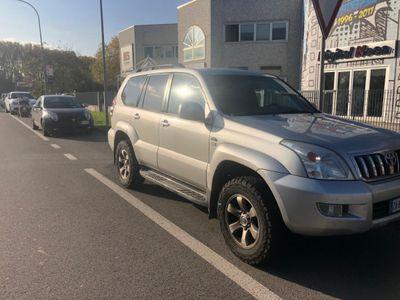 usata Toyota Land Cruiser 3.0 D-4D 16V cat 5 porte Sol