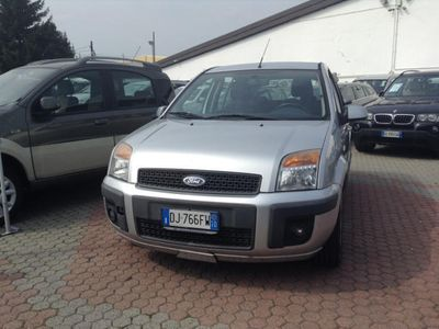 brugt Ford Fusion 1.6 TDCi 5p.
