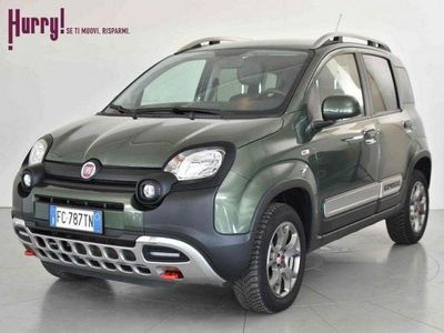 second-hand Fiat Panda Cross 0.9 TwinAir Turbo S&S 4x4