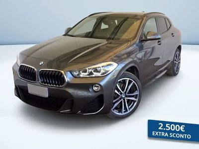 usata BMW X2 X2sdrive18d Msport auto
