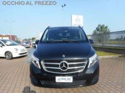 usata Mercedes V220 d AVANTGARDE Extralong Diesel