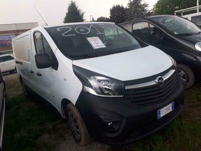 usata Opel Vivaro furgone