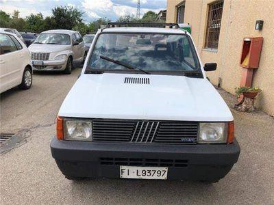 usata Fiat Panda 4x4 1.0 - 1992 KM 222.000