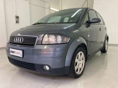 usata Audi A2 1.4 16V Comfort OK NEOPATENTATI Benzina