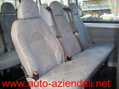 brugt Ford Transit Tourneo Combi 2.2 TDCi115 PC Minibus LX