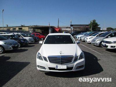 usado Mercedes E200 CDI BlueEFFICIENCY Elegance