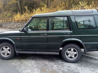 usata Land Rover Discovery 2