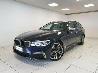 usata BMW M550 d xDrive Touring
