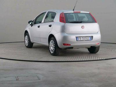 usata Fiat Punto 1.4 Natural Power Street 70 Cv