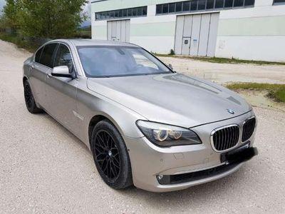 usata BMW 750 Serie 7 (F01/02/04) Futura