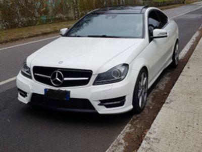 usata Mercedes C220 ClasseCoupé (C204) - 2013
