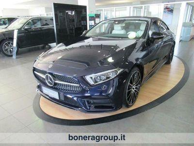 usata Mercedes CLS300 D Extra 9G-Tronic Plus