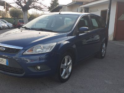 used Ford Focus sw