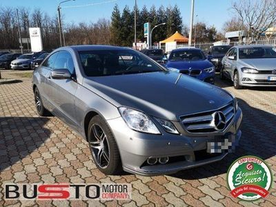 usata Mercedes E350 CDI Coupé 231CV Executive