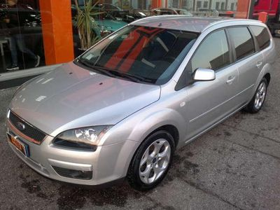 brugt Ford Focus 1.6 TDCi S.W.