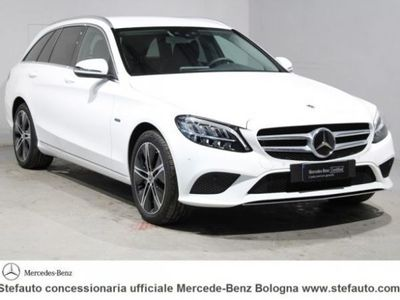 usata Mercedes C300 de S.W. Auto EQ-Power Sport Plus Navi