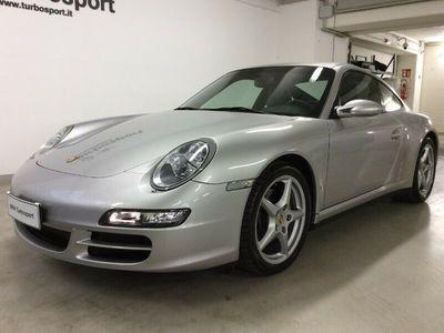 """usata Porsche 911 Carrera 4 Coupé *AUT*NAVI*XENO*18""""+19""""*"""