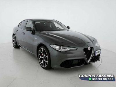 usata Alfa Romeo Giulia Giulia 2.0 Turbo 280 CV AT8 AWD Q4 Veloce2.0 Turbo 280 CV AT8 AWD Q4 Veloce