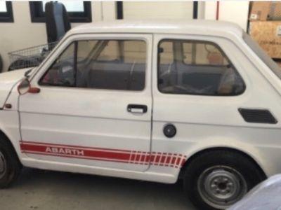 gebraucht Fiat 126 ABARTH 1981 ISCRITTA ASI(perfetta)