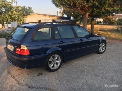 usata BMW 320 Touring d