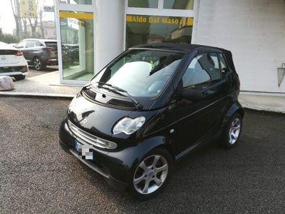 usata Smart ForTwo Cabrio 700 Brabus (55 kW)
