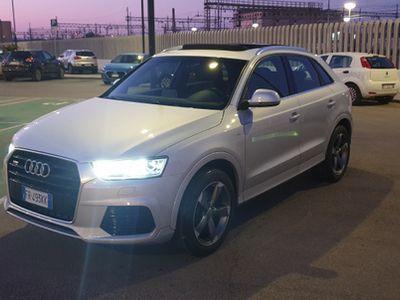 usata Audi Q3 2.0 tdi 4x4 s line navi tetto pelle bixeno