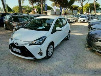 usata Toyota Yaris 1.5 Active CERCHI LEGA,CLIMA,RETROCAM .. rif. 14597560