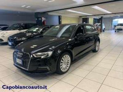 usata Audi A3 e-tron SPB 1.4 TFSI Stronic Sport Elettrica/Benzina