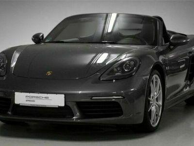 """usata Porsche 718 Boxster 2.0 LED+20""""+CAMERA+BOSE"""
