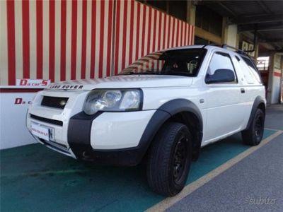brugt Land Rover Freelander GANCIO E GUIDA A DESTRA 2.0