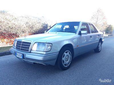 usado Mercedes E200 136cv Berlina Clima