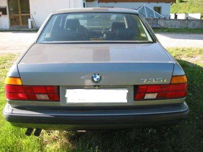 usata BMW 735 Serie 7 (E23/E32) cat