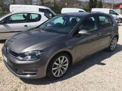 usata VW Golf vw 7 2.0 tdi 150cv bluemotion full - 11.2015 diesel