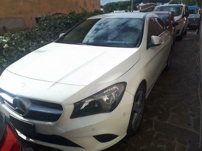 usata Mercedes CLA200 d S.W. Automatic Business