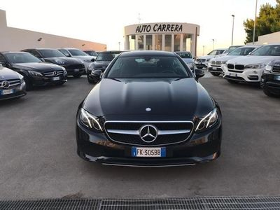 usata Mercedes E220 Premium Plus