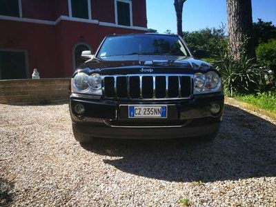 usata Jeep Grand Cherokee 3.0 6V CRD Limited 2006