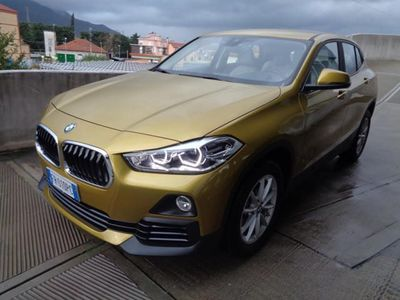 usata BMW X2 sDrive18i Advantage AUTOM. - KM 2.400 - COME NUOVA