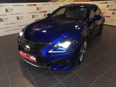 usata Lexus RC F Luxury 5.0 V8 477 CV
