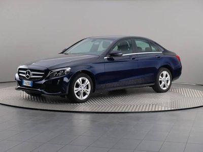 usata Mercedes C200 D Executive