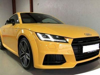 usata Audi TT Coupé 2.0 TFSI quattro S tronic rif. 9532093