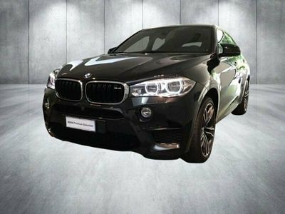 usata BMW X6 M 4.4 M auto