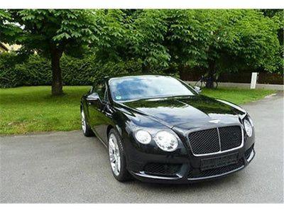 usata Bentley Continental GT V8