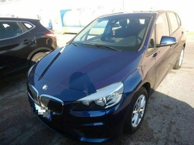 usata BMW 216 Active Tourer d Km 76.604 Navi Full Optional Ita