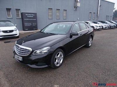 usado Mercedes E220 Classe E Classe E-212 Berlina Dieselcdi Executive FL