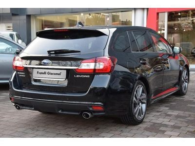 usata Subaru Levorg 1.6 GT-S Lineartronic Sport Style