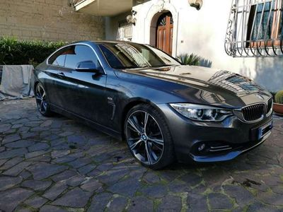 usata BMW 428 Serie 4 Coupé (F32) Coupé Luxury