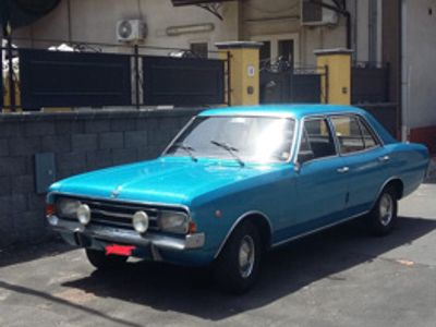 used Opel Rekord 1700L anno 1970