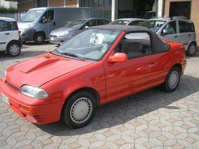 usata Suzuki Swift 1.3i cat Cabriolet GS
