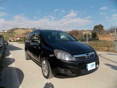 usata Opel Zafira 1.6 ecoM Turbo METANO 150cv